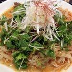 らーめん 江南 - 冷し担々麺 (¥950)