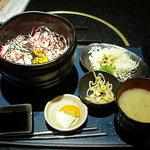 炙りや秀苑 - 2代目牛トロ丼