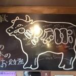 ホルモン焼旨臓 - 牛の体のお勉強。