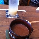 ハコノカフェ - ココアと自家製ジンジャーエール