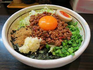 麺屋はなび 高畑本店 - 台湾まぜそば 小150g
