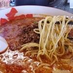 中華麺屋たのしや - 四川担々麺