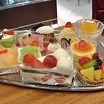 21356211 - 選べるケーキ