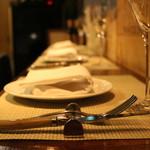 Wine Bar Latino - 4席だけの贅沢な空間