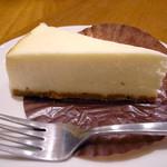 スターバックス・コーヒー - 料理写真:チーズケーキ420円