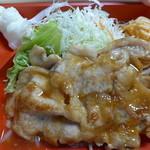 東京厨房 - 生姜焼き弁当