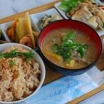 カフェ サジ - 料理写真:
