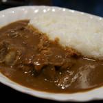 鎌田 - 肉大盛りカレーライス