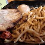 二代目 ユタカ - 結構濃い味系の仕上げ(2013年8月25日)