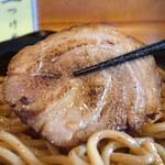 二代目 ユタカ - 炙り豚が良い仕上がり(2013年8月25日)
