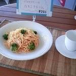 イタリアン・トマト カフェ - ランチのパスタ