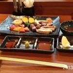 21359621 - 2013.9.17(水)19時 セットメニュー2500円がお得!