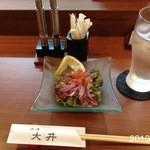 21359638 - 2013.9.17(水)19時 セットメニュー2500円がお得!