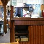 河新 - 厨房