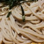 河新 - ざる蕎麦