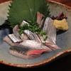 Yamariki - 料理写真:新秋刀魚の刺身