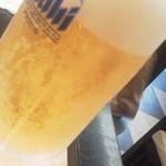 21364056 - 喜多方ラーメン 坂内・ビール