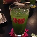 フードパラダイス エムエム - 130918ジンロ緑茶割り