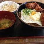 タコシュー - 料理写真:スタカラ丼・並