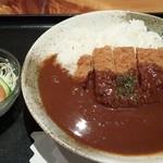食酔坊 宝 - カツカレー 650円です。