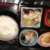 ますのみ 松屋 - 料理写真:日替わりランチ