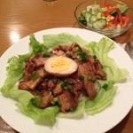 ユメシナ - 豚の角煮丼
