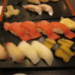 21368752 - お寿司、お好みで頼みました