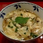 創作料理 中村屋 - 湯葉丼