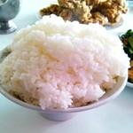 中国料理大山 - ご飯大盛り