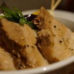スープカリー スアゲ プラス - 肉