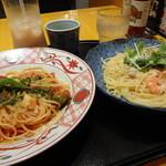 五右衛門 - 料理写真:ハーフ&ハーフA¥1560
