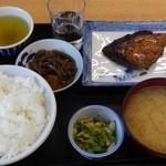 ときわ食堂 - ブリ照焼¥500