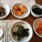 dammi - 20130911 前菜5種