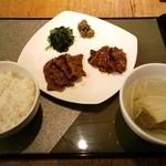 伊達の牛たん本舗 仙台駅地階 エスパル店 - 牛たん定食