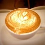 Cafe fuWAri - シナモンラテ \420
