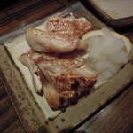 のぶちゃん - 鮮魚のカマ焼