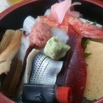 菊寿し - 料理写真:ちらし