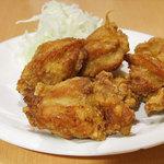 呑助 - 鶏の唐揚 580円