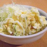 呑助 - ポテトサラダ 380円