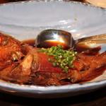 居食屋 響 - 北海道(羅臼沖?)キンキの煮つけ(ほっぺたが落ちますので注意!)