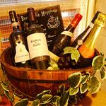 サンマリオ - ワインも豊富にご用意☆ワインのカクテルもたくさんございます。