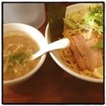 麺Dining 38 - 新規開拓。塩つけ麺。意外といける