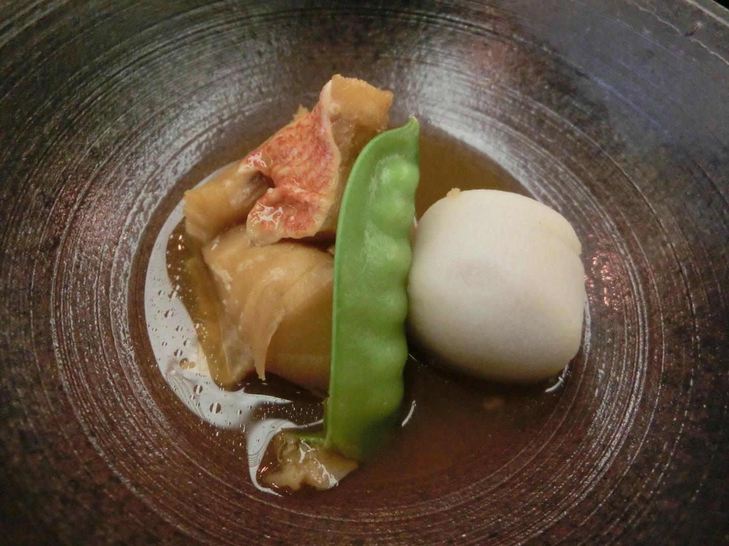 日本料理 鳥海