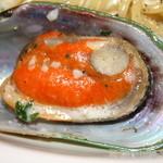 アルデンテ - 赤い貝アップ