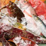 勇山亭 - 築地で仕入れた新鮮な魚貝類!