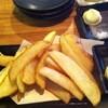 林屋 - 料理写真:ポテトフライ