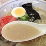 おゝ竹 - あっさりスープ
