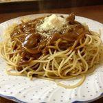 小川コーヒー - カレースパゲティー