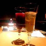 斉藤ファーム - 赤葡萄ジュースと白葡萄ジュース