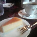 21391526 - チーズケーキ&エスプレッソ